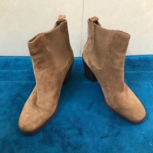 VERO CUOIO Booties size 6.5